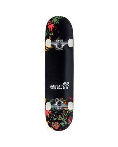 Enuff Floral Complete Skateboard - Orange