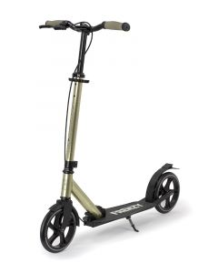 Frenzy 205mm Dual Brake Plus Champagne Folding Commuter Scooter