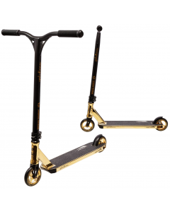 Longway Metro 2K19 Complete Stunt Scooter - Goldline