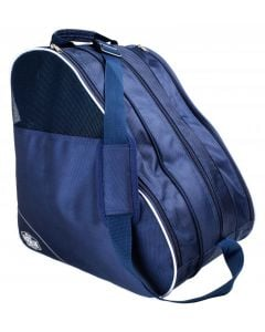 Rookie Compartmental Navy Blue / White Roller Skates Boot Bag