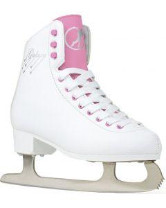 SFR Galaxy Cosmo White / Pink Figure Ice Skates