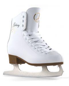 SFR Galaxy 2 White Figure Ice Skates