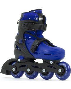 SFR Plasma Blue Adjustable Inline Skates / Rollerblades