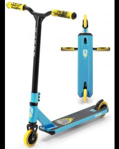 Slamm Tantrum V8 Complete Stunt Scooter - Blue