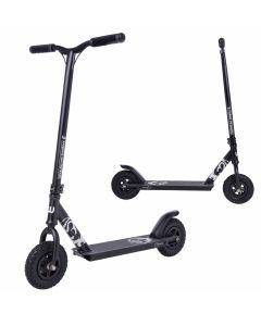 Longway Chimera Dirt Stunt Scooter - Black