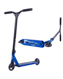Longway Metro Shift Complete Stunt Scooter - Sapphire Blue