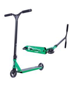 Longway Metro Shift Complete Stunt Scooter - Emerald Green
