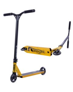 Longway Metro Shift Complete Stunt Scooter - Topaz Gold