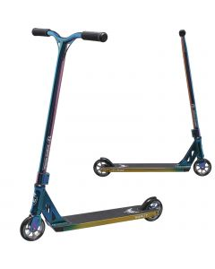 Longway Summit 2K19 Complete Stunt Scooter - Full Neochrome