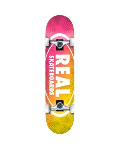 """Real Island Ovals Complete Skateboard - 7.5"""" x 31.2"""""""