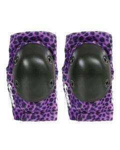 Smith Scabs Elite Elbow Pads - Purple Leopard