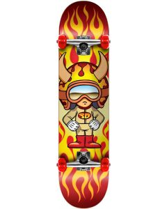 """Speed Demons Characters Complete Skateboard - Hot Shot - 31"""" x 7.5"""""""