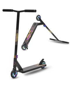 Sullivan Resolute Stunt Scooter - Black Rocket Fuel Neochrome