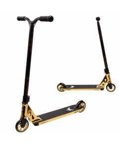 Longway Summit 2K19 Complete Stunt Scooter - Gold