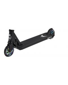 Longway Summit 2K19 Complete Stunt Scooter DECK KIT - Black / Neochrome