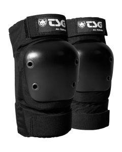 TSG All Terrain Elbow Pads - Black
