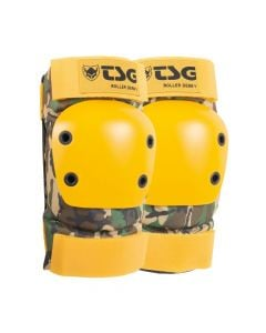 TSG Roller Derby 2.0 Knee Pads - Camo Extra Small