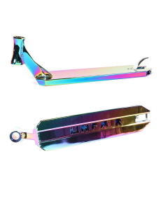 """Unfair Prom 4.75"""" x 20.5"""" Scooter Deck - Neochrome"""
