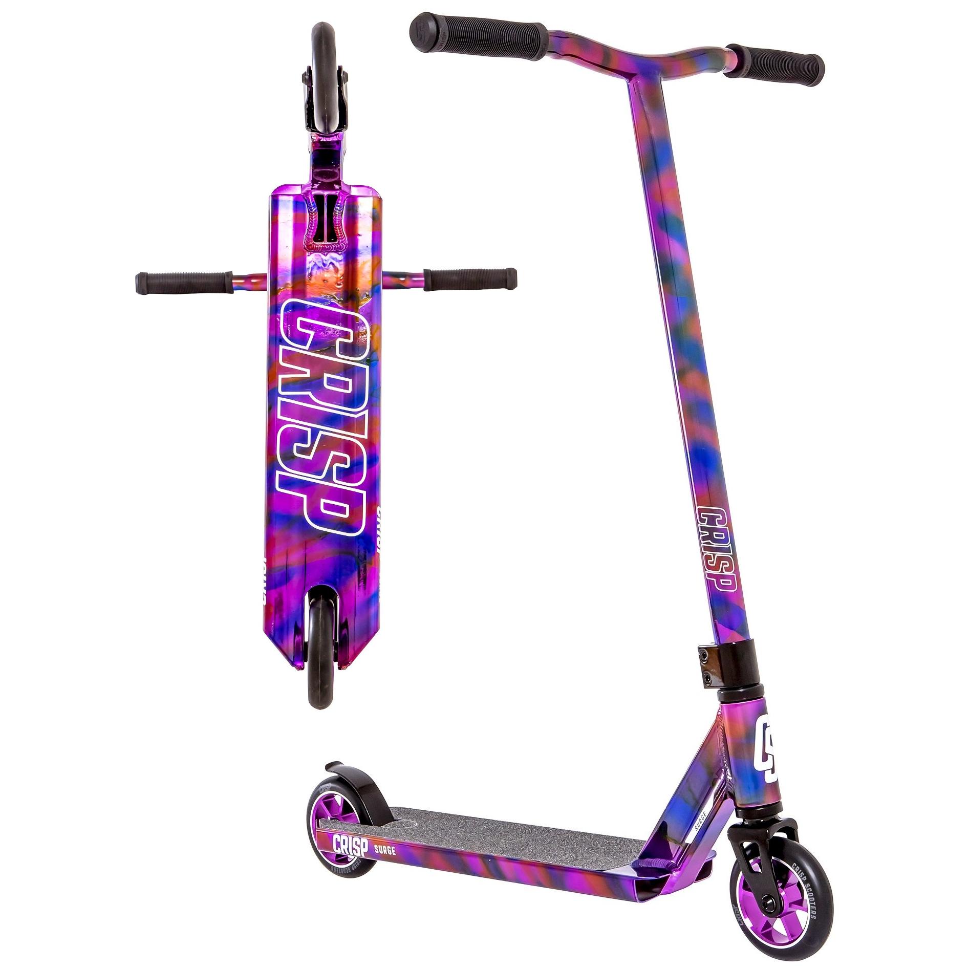 Crisp Surge 2020 Complete IHC Compression Childrens 820mm Stunt Scooter