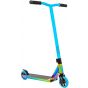 Crisp Surge 2020 Complete Stunt Scooter - Neochrome / Sky Blue