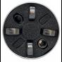 Logic Black ABEC 11 High Performance Scooter Bearings x4 Set