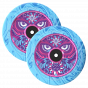 Fuzion Alexandra Madsen 110mm Signature Scooter Wheel - Blue Purple