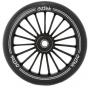 Aztek Architect 110mm Scooter Wheel - Black