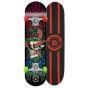 "Madd Gear MGP Pro Series Snake Pit Black Skateboard – 31"" x 8"""