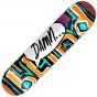"""Blind Damn Bubble Teal / Orange Skateboard Deck 7.9"""""""