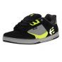 Etnies Cartel Skate Shoes - Black / Lime UK9