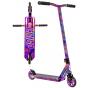 Crisp Surge 2020 Complete Stunt Scooter - Chrome Cloudy Purple