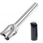 Dare Dimension IHC Scooter Forks - Chrome Silver