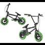 Invert Supreme Havoc Mini BMX Bike - Black / Green