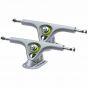 Paris V3 180mm Longboard Trucks - Reflector Grey