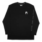 Ethic DTC Lost Highway Long Sleeve T-Shirt - Black