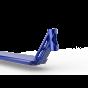 "Fuzion Entropy Candy Blue Scooter Deck - 19.5"" x 4.75"""