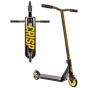 Crisp Blaster 2020 Stunt Scooter - Black / Gold Cracking