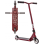 Crisp Inception 2020 Complete Stunt Scooter - Red Cracking