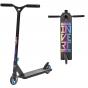 Invert TS2+ V2 Complete Stunt Scooter - Black / Neochrome