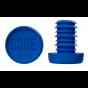 Core Standard Sized Bar Ends - Blue