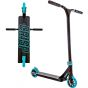 "Crisp Ultima 2019 5"" Stunt Scooter - Satin Black / Blue"