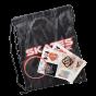 Drawstring Bag, Wristband & Stickers