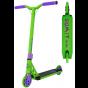 Longway Summit Mini 2K19 Complete Stunt Scooter - Green / Purple