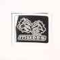 Mutts Logo Sticker - Grey