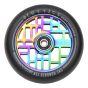 Oath Lattice 110mm Scooter Wheel - Neochrome Oil Slick