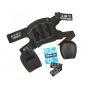 187 Pro Derby Knee Pads - Black / Blue