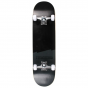 "Rampage Plain Third 8"" Complete Skateboard - Black"