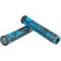 Oath Bermuda 165mm Scooter Grips - Teal / Black Marble