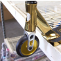 Lucky Jon Marco Signature 110mm Gold Scooter Wheel
