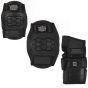 Xootz 6 Piece Kids Protection Set - Black